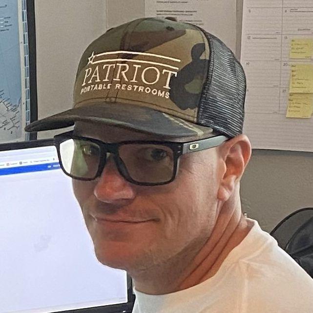 Chad Rott Porta Potty Expert
